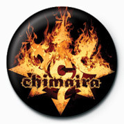 Posters Placka Chimaira (Fire) - Posters