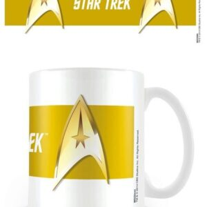 Posters Hrnek Star Trek - Command Gold - Posters