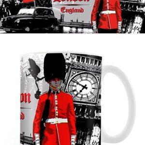 Posters Hrnek Londýn - Guard Collage - Posters