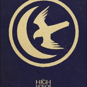 Posters Reprodukce Hra o Trůny - Game of Thrones - Arryn
