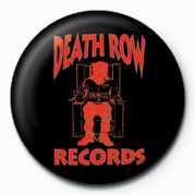 Posters Placka Death Row (Red Logo) - Posters