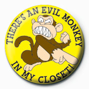 Posters Placka Family Guy (Evil Monkey) - Posters