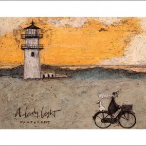 Posters Reprodukce Sam Toft - A Lovely Light