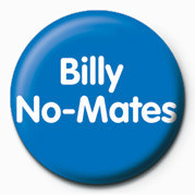 Posters Placka Billy No-Mates - Posters