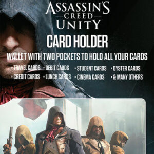 Posters Assassin's Creed Unity - Characters Pouzdro na karty - Posters