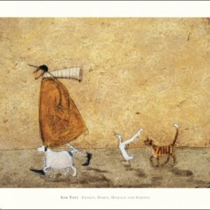 Posters Reprodukce Sam Toft - Ernest