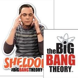 Posters Klíčenka The Big Bang Theory (Teorie velkého třesku) - Sheldon - Posters
