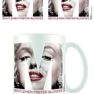 Posters Hrnek Marilyn Monroe - Face - Posters
