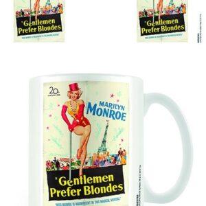Posters Hrnek Marilyn Monroe - Blondes - Posters