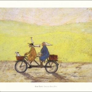Posters Reprodukce Sam Toft - Grand Day Out
