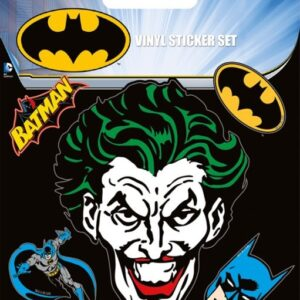 Posters Samolepka Batman - Posters