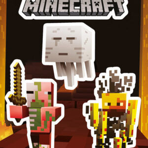 Posters Samolepka Minecraft - Monsters - Posters