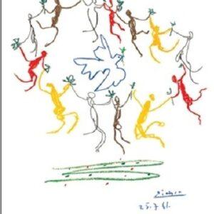 Posters Reprodukce Pablo Picasso - La ronde de la jeunesse