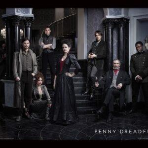 Posters Penny Dreadful - Group rám s plexisklem - Posters