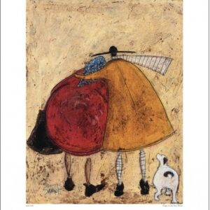 Posters Reprodukce Sam Toft - Hugs On The Way Home