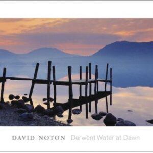 Posters Reprodukce Dřevěné molo - David Noton