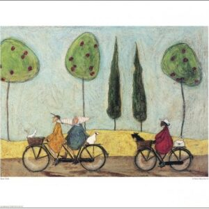Posters Reprodukce Sam Toft - A Nice Day For It