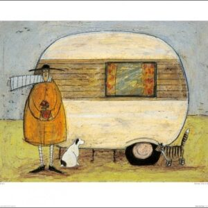 Posters Reprodukce Sam Toft - Home From Home