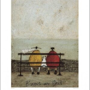 Posters Reprodukce Sam Toft - Bums On Seat