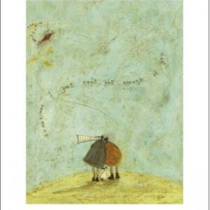 Posters Reprodukce Sam Toft - I Just Can't Get Enough of You