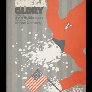 Posters Star Trek - The Omega Glory rám s plexisklem - Posters