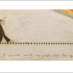 Posters Reprodukce Sam Toft - I Would Wait My Whole Life For You