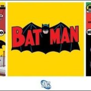 Posters Reprodukce Batman - Triptych