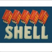 Posters Reprodukce Shell - Five Cans 'Shell'