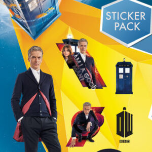 Posters Samolepka Doctor Who - Mix - Posters