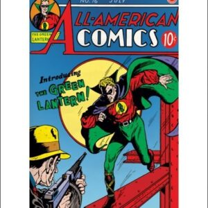Posters Reprodukce Green Lantern