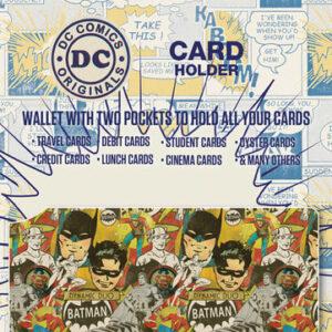 Posters DC Comics - Retro Cast Pouzdro na karty - Posters