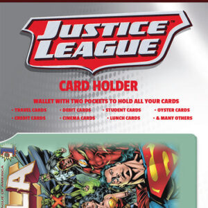 Posters DC Comics - Justice League Pouzdro na karty - Posters