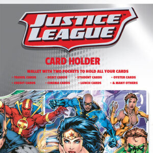 Posters DC Comics - Justice League Group Pouzdro na karty - Posters