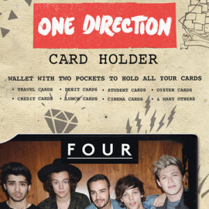Posters One Direction - Four Pouzdro na karty - Posters