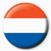 Posters Placka Flag - Netherlands - Posters