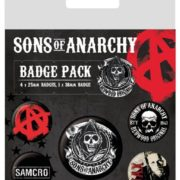 Posters Placka Sons of Anarchy (Zákon gangu) - Posters