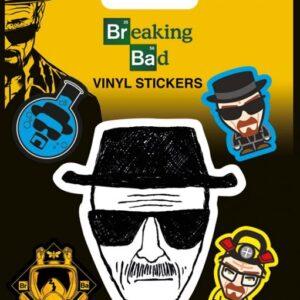 Posters Samolepka Breaking Bad - Heisenberg - Posters