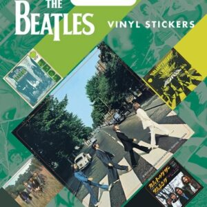 Posters Samolepka The Beatles - Abbey Road - Posters