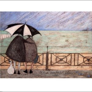 Posters Reprodukce Sam Toft - It's a Wonderful Life