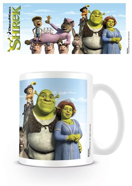 Posters Hrnek Shrek - Characters - Posters