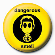 Posters Placka DANGEROUS SMELL - Posters