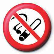 Posters Placka NO SMOKING - Posters