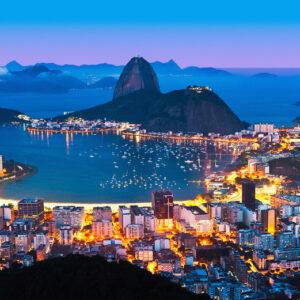 Posters Fototapeta RIO DE JANEIRO