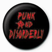 Posters Placka PUNK - PUNK & DISORDER LY - Posters