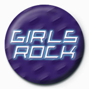 Posters Placka GIRLS ROCK - Posters