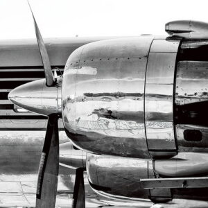 Posters Skleněný Obraz Letadlo - Red Bull