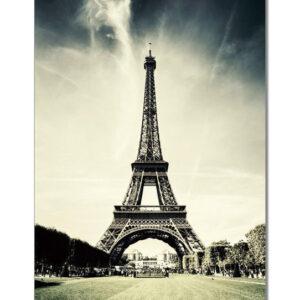 Posters Obraz Paříž - Eiffelovka