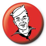Posters Placka Rudý námořník - Posters