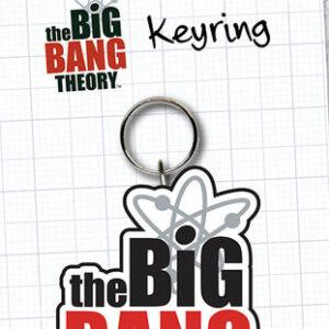 Posters Klíčenka The Big Bang Theory (Teorie velkého třesku) - Logo - Posters