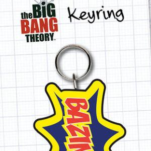 Posters Klíčenka The Big Bang Theory (Teorie velkého třesku) - Bazinga - Posters
